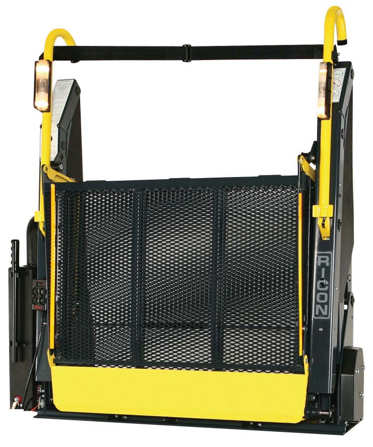 Van Wheelchair Lift Parts : Ricon home page